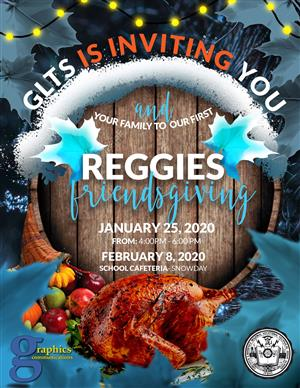 Reggies Friendsgiving