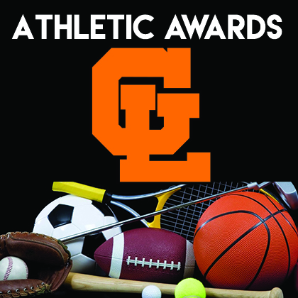 2020 Winter Athletic Awards